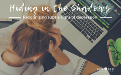 Hiding in the Shadows: Recognizing Subtle Signs of Depression
