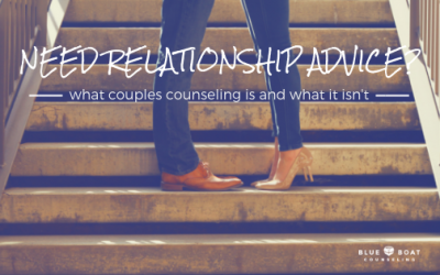 Need Relationship Advice? – What Couples Counseling Is and What It Isn't