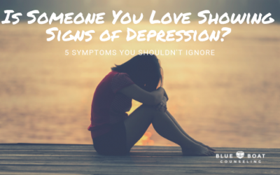 Is Someone You Love Showing Signs of Depression? 5 Symptoms You Shouldn't Ignore
