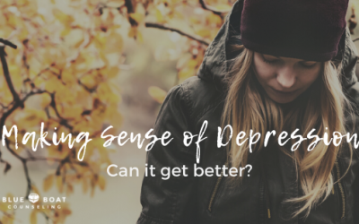 Making Sense of Depression – Can It Get Better?