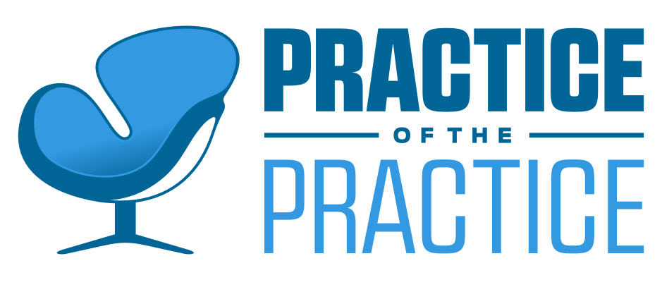 Fresh Practice Design logo. Blue Boat Counseling in Columbus, OH, had an office design feature on Fresh Practice Design.