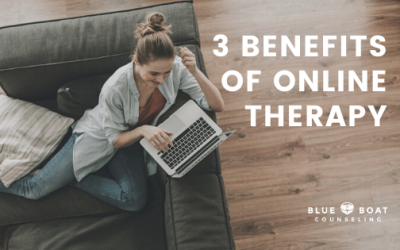 3 Benefits of Online Therapy for Mental Health