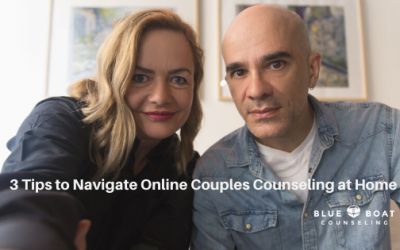 3 Tips to Navigate Online Couples Counseling at Home