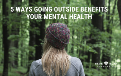 5 Ways Going Outside Benefits Your Mental Health
