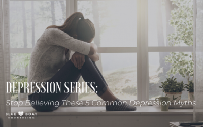 Stop Believing These 5 Common Myths About Depression